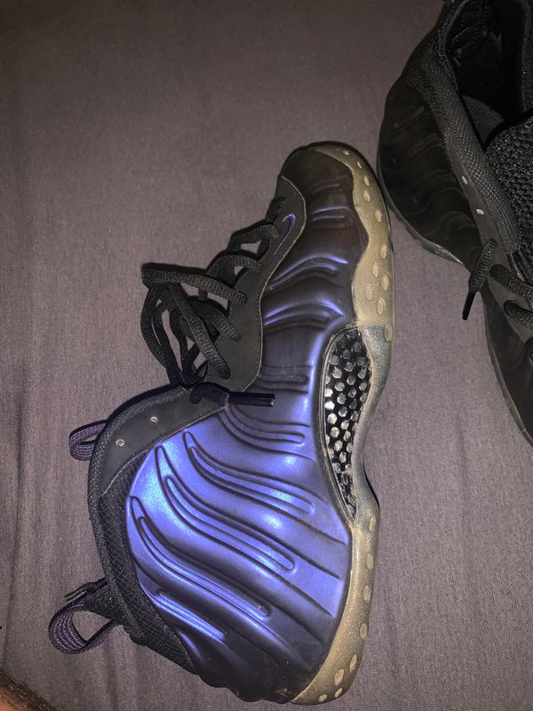 Nike Eggplant Foamposites