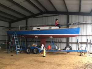 Sailboat trailer for sale for Sale in San Diego, CA