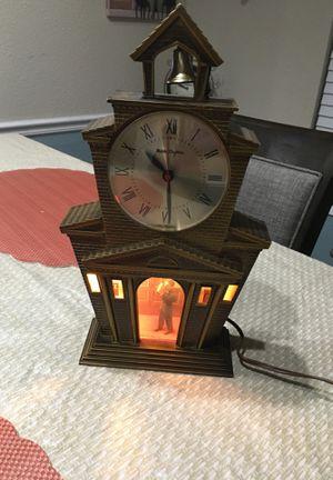 MASTERCRAFTER'S CHURCH CLOCK ALL ORIGINAL w/WINDOWS, MODEL -560 for Sale in Tampa, FL