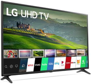 LG LED smart 60 inch tv AND Wall mount for sale for Sale in Columbia, MD