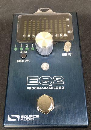 Source Audio EQ2 digital EQ pedal NEW for Sale in Mesa, AZ
