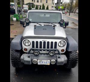 jk 2008 jeep wrangler for Sale in Woonsocket, RI