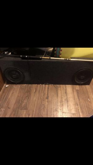 Subwoofers for Sale in Robstown, TX