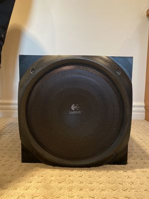 Logitech Z-5500 Subwoofer only! for Sale in Los Angeles, CA