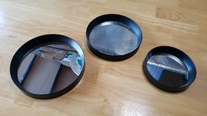 Decorative circle wall mirrors for Sale in Kent, WA