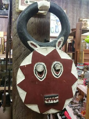 African Tribal Mask for Sale in Sunbury, OH