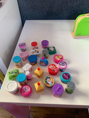 25 empty shopkins containers $5 for Sale in Chula Vista, CA