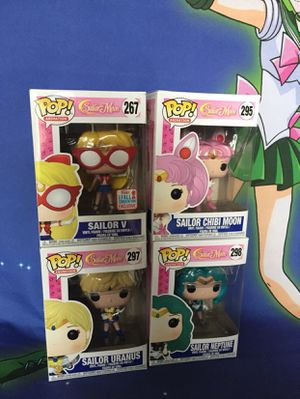 Sailor Moon Pops for Sale in Round Rock, TX