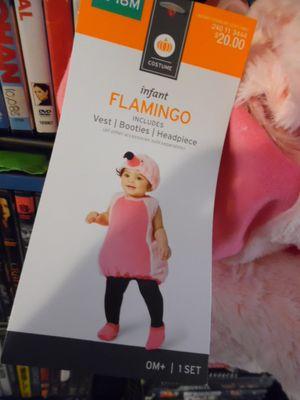 flamingo Halloween costume for Sale in San Diego, CA