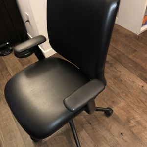 Leather Office Chair for Sale in Huntington Beach, CA