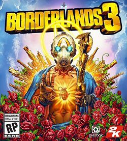 Borderlands 3 with gold code. for Sale in Chula Vista, CA