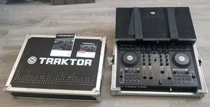 TraCktOr s4 Dj mixer With Case and Software! for Sale in Fresno, CA