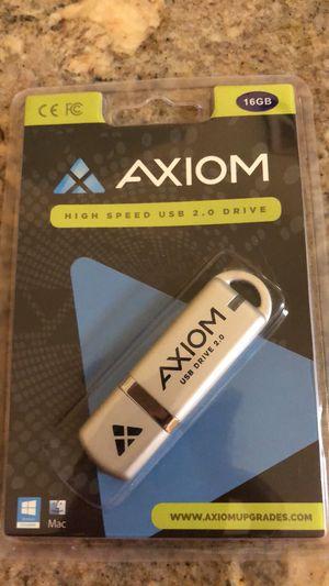 Axiom 16gb USB Drive for Sale in St. Petersburg, FL