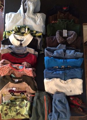 Boys winter size: 12 month clothing lot for Sale in Livonia, MI