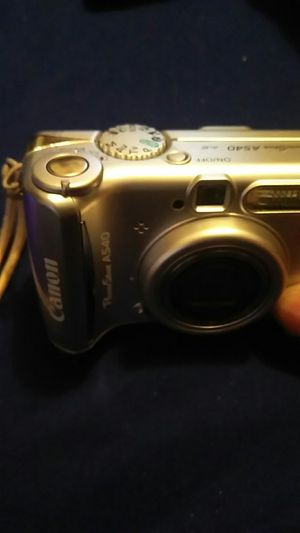 Cannon PowerShot A540 for Sale in Philadelphia, PA