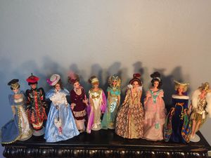 Great Eras Barbie Collection for Sale in Goodyear, AZ