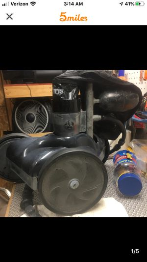 Polaris 280 Black Max Pool Cleaner for Sale in Farmers Branch, TX
