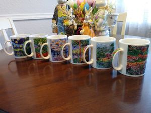 6 Collectible Coffee Cups for Sale in Puyallup, WA