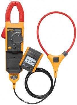 Fluke wireless clamp and meter