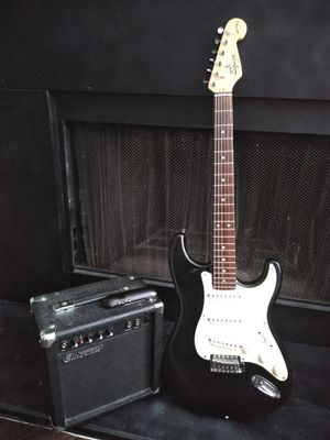 Guitar and Amp Set for Sale in Irving, TX