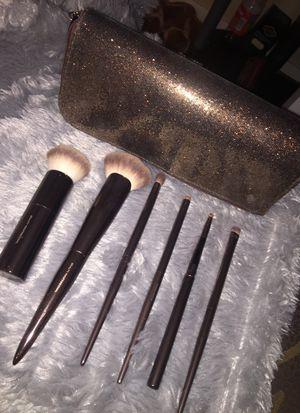 Beauty Professionals Makeup Bag + Brush Set for Sale in Las Vegas, NV