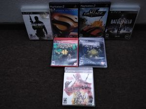 Bundle of games for Sale in Carson, CA