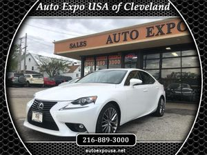 2015 Lexus IS 250 for Sale in Cleveland, OH
