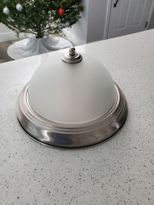 Frosted light fixtures for Sale in Tampa, FL