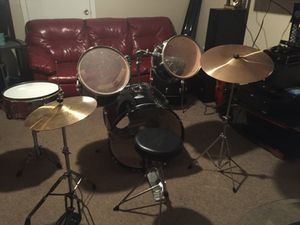 Drums / rock wood for Sale in Lakewood, OH