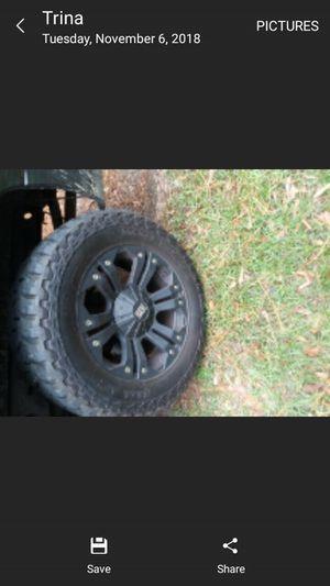 Wheels n tires for Sale in Hattiesburg, MS