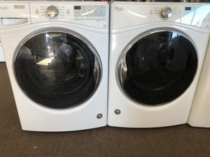 Whirlpool Washer & Electric Dryer for Sale in Houston, TX