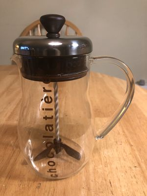 Bodum Chocolatiere Glass Hot Chocolate Maker/Frother for Sale in Lake Worth, FL