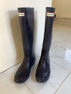 Hunter Rain Boots for Sale in Salt Lake City, UT