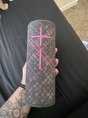 Mega boom 3 speaker for Sale in Glendale, AZ
