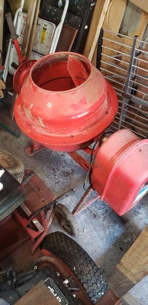 Cement Mixer for Sale in Garfield Heights, OH