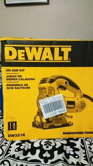 DeWalt jig saw kit for Sale in Portland, OR