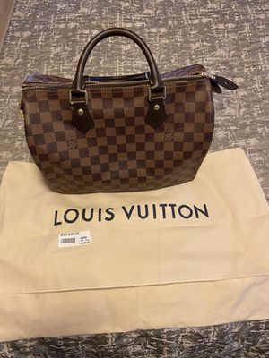***Brand New*** Louis Vuitton Speedy 30 Damier Ebene in brown for Sale in Cleveland, OH