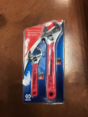 Adjustable wrench for Sale in Detroit, MI