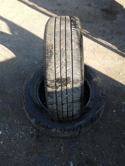 (2) Cooper 165/65/15 Tires for Sale in Portland,  OR