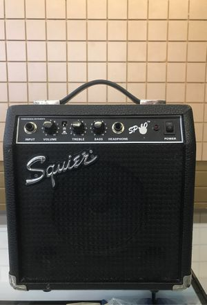 Squires Model SP.10 Guitar Amplifier for Sale in Conyers, GA