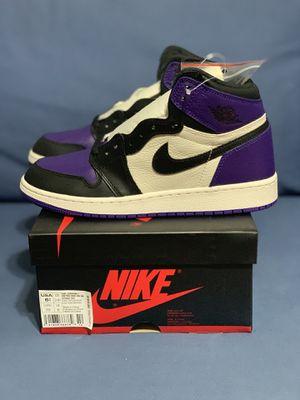Jordan 1 Court Purple GS for Sale in Miami, FL
