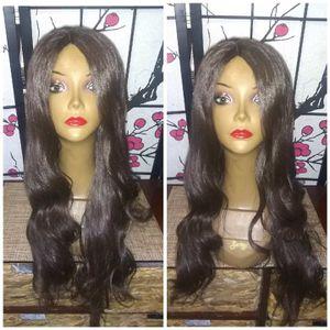 "22"" body twist human blend hair wig for Sale in Jacksonville, FL"