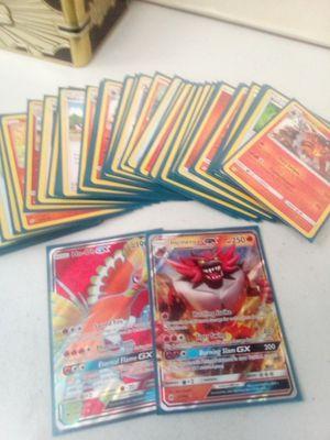 Selling a Pokemon deck of fire type Pokemon for Sale in Phoenix, AZ