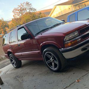 2001 Chevy Trailblazer for Sale in Fremont, CA