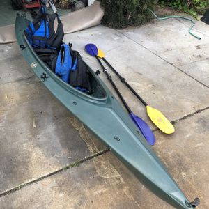 Wilderness Systems 16 Ft Pamlico Kayak for Sale in St. Petersburg, FL