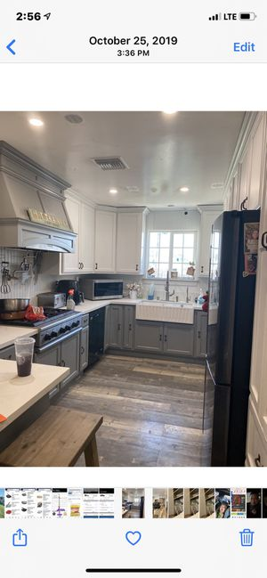 Kitchen cabinets for sale. for Sale in Whittier, CA