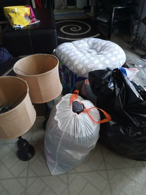 Free free free. Women clothes, baby boys clothes , etc for Sale in City of Industry, CA