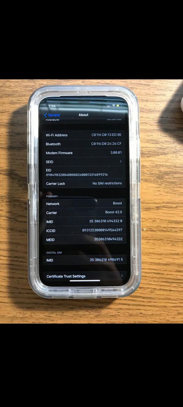 Iphone X R T-Mobile unlocked