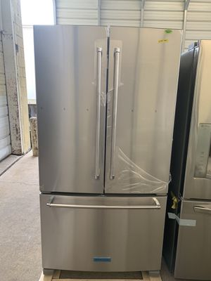New fridge!! act NOW! $39 DOWN NO CREDIT CHECK for Sale in Houston, TX