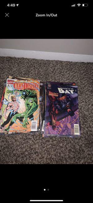 Lot of 75 comics for Sale in Knoxville, TN